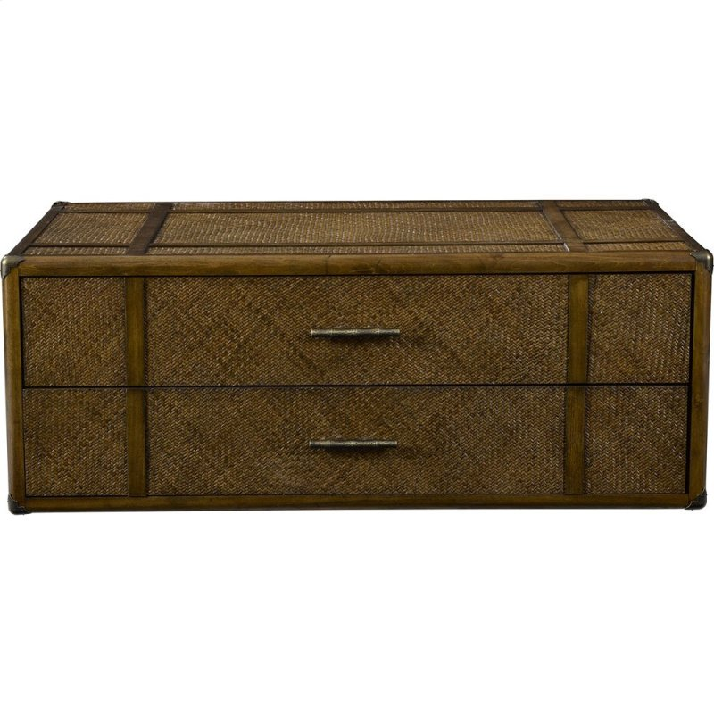 Additional Amalie Bay Trunk Cocktail Table