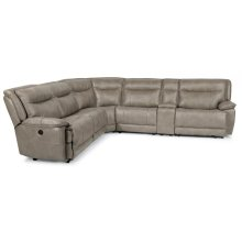 Bliss Fabric Power Reclining Sectional