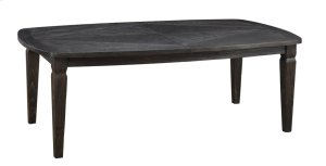 """Dining Table W/2-18"""" Leaves"""