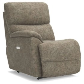 Trouper Power La-Z-Time® Right-Arm Sitting Recliner
