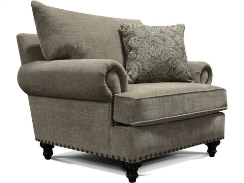 Rosalie Chair with Nails 4Y04N