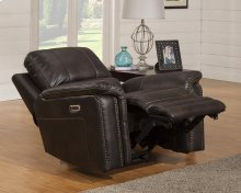 Pwr Recliner With Usb & Pwr Hdrst
