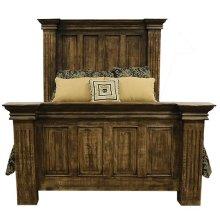 Terra Latte King Bed