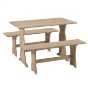 Trestle Table and Bench Product Image