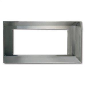 """BroanBroan Elite 36"""" wide Custom Hood Liner to fit RMP17004 or RMPE7004 Inserts, in Stainless Steel"""