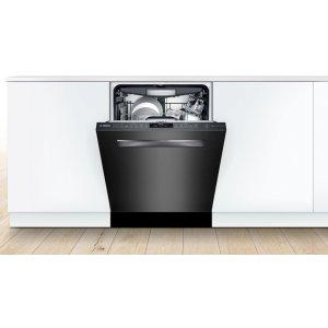 BoschDishwasher 24'' Black stainless steel