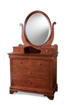 Oval Dressing Mirror Product Image