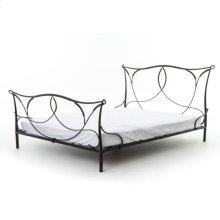 Queen Size Sienna Iron Bed