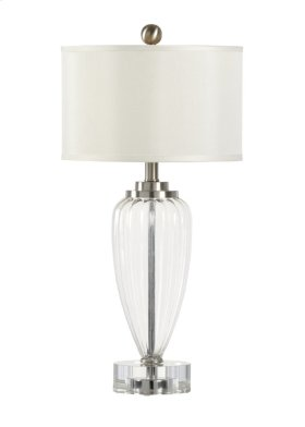 Darcy Lamp-clear