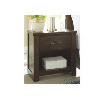 One Drawer Night Stand Product Image