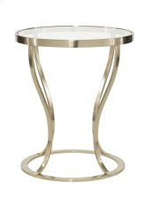 Miramont Round Metal Side Table