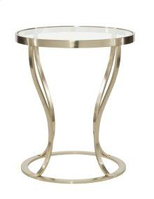 Miramont Round Metal Side Table