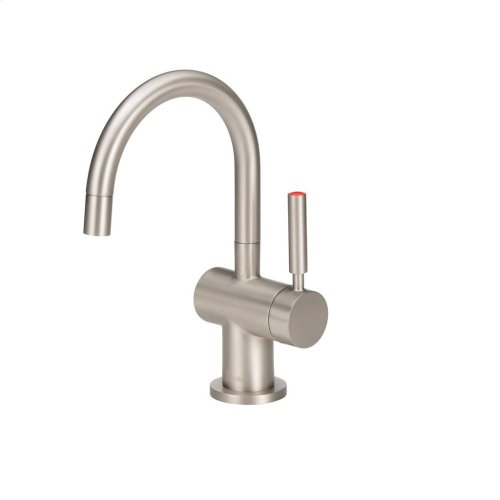 Indulge Modern Hot Only Faucet (F-H3300-Polished Nickel)