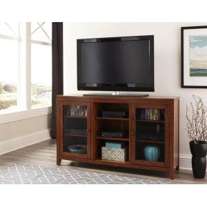 """Kith Furniture60"""" Oak Folding TV Console"""