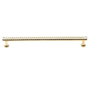 Polished Brass Couture Appliance Pull Product Image