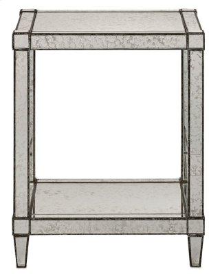 Monarch Accent Table - 20w x 17.5d x 25h