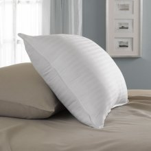 King Supima Cotton Luxury Down Pillow