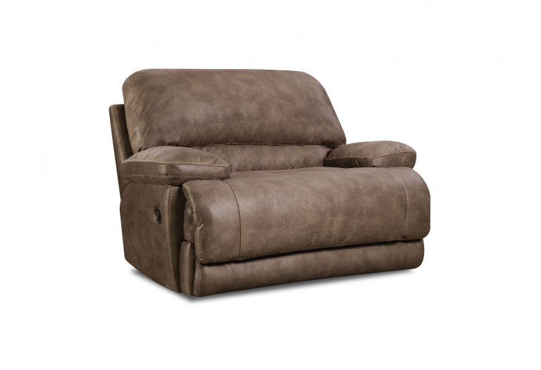chair and a half recliner tan leather chairandahalf recliner 1471117 in by homestretch south williamsport pa chairanda
