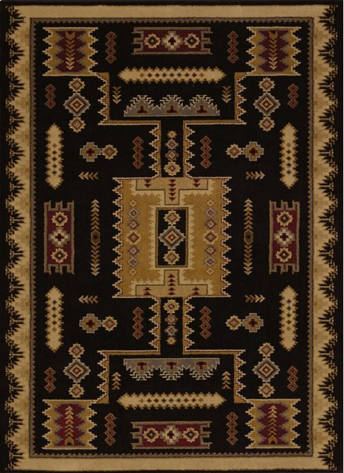 Affinity Coltan Black Rugs