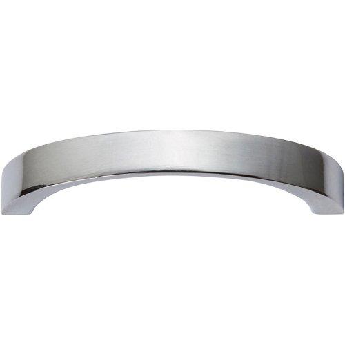Tableau Curved Handle 2 1/2 Inch - Polished Chrome