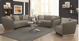 3pc (sofa + Love + Chair)