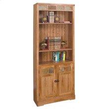Sedona Bookcase/door