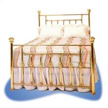Century Brass Bed - #102