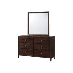 1017 Jackson Dresser with Mirror