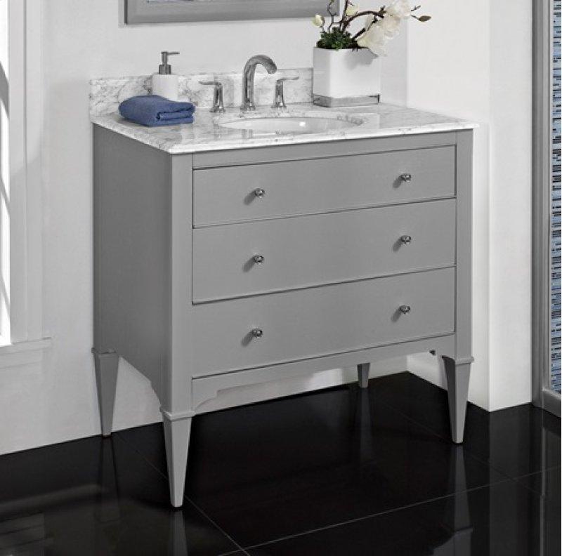 1510v36 in by fairmont designs in new milford ct charlottesville charlottesville 36 vanity light gray aloadofball Gallery