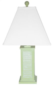 PR150-GR Shutter Table Lamp