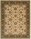LIVING TREASURES LI05 BGE RECTANGLE RUG 7'6'' x 9'6''