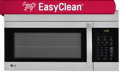 1.7 cu.ft. Over-the-Range Microwave Oven Product Image