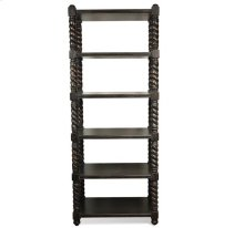 Alvaro Bookcase Pier Sable finish