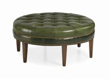 Gregory Tufted Ottoman