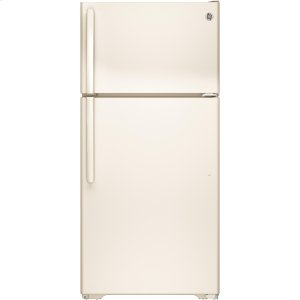 GE®ENERGY STAR® 14.6 Cu. Ft. Top-Freezer Refrigerator