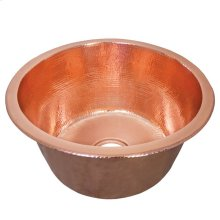 Redondo Grande in Polished Copper