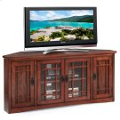 "Mission 60"" Corner TV Console #82386 Product Image"
