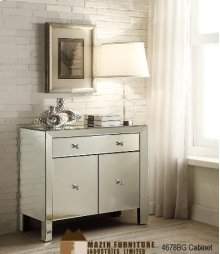 Big Mirrored Cabinet