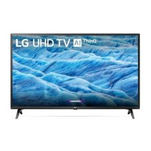 LG 49 inch Class 4K Smart UHD TV w/AI ThinQ® (48.5'' Diag)