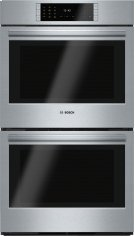 "Benchmark Series, 30"", Double Wall Oven, SS, EU conv./EU conv., TFT Touch Control Product Image"