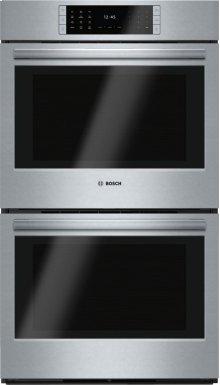 """Benchmark Series, 30"""", Double Wall Oven, SS, EU conv./EU conv., TFT Touch Control"""