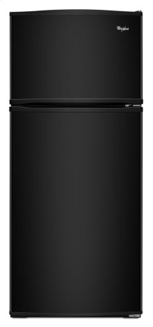 """Whirlpool® 28"""" Wide Top-Freezer Refrigerator with Improved Design"""