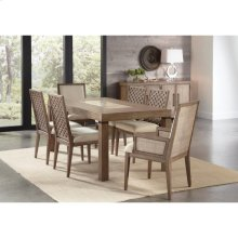 Mirabelle - Leg Dining Table - Ecru Finish