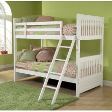 Lauren Twin Bunk Bed