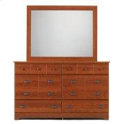 "6-Drawer Dresser 63"" Product Image"