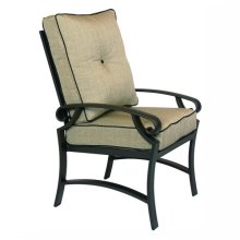 2601F High-Back Dining Chair