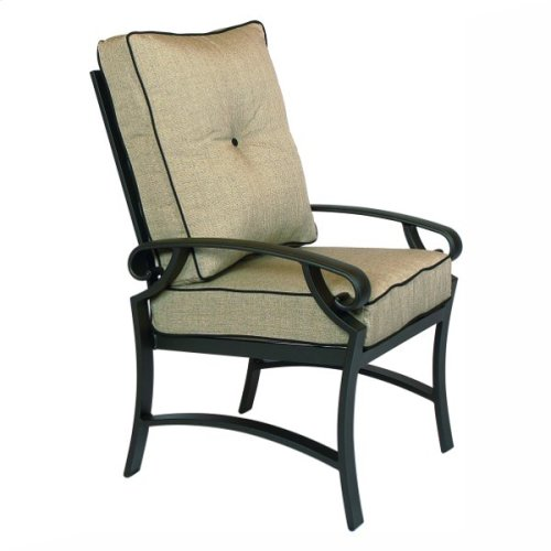 Monterey High-Back Dining Chair