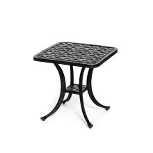 "21"" Square Tea Table 18""h (available 21""h)"