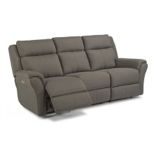Pike Fabric Power Reclining with Power Headrests