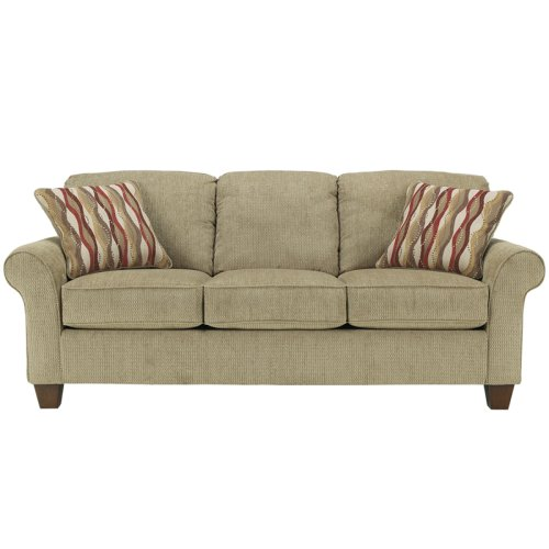 Signature Design by Ashley Newton Sofa in Pebble Fabric